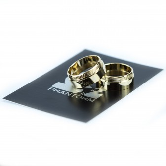 Contact rings Gold M